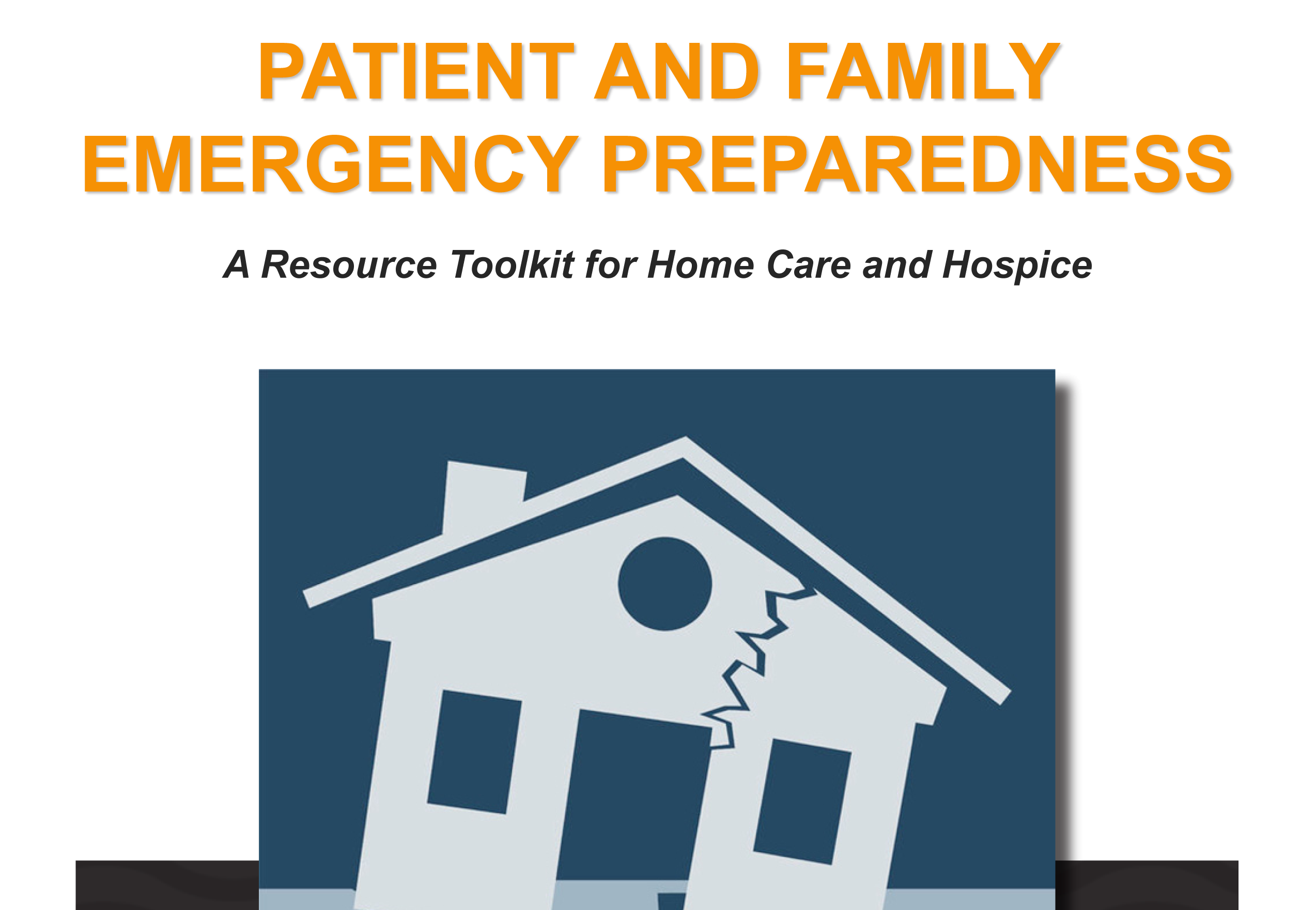 Home Care Emergency Preparedness Toolkit