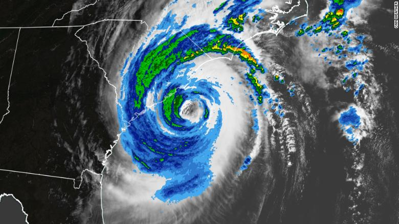 DOH Issues Hurricane Dorian Advisory
